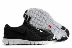 Womens Nike Free Run Black Shoes [Cutest Stuff 10386] - $49.66 : Cuteststuff.com is a great site for cutest stuff Cheap