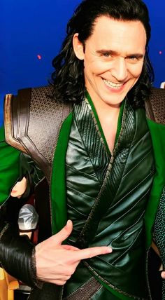 Loki's new costume! 9/1/16. Not entirely sure I like it, actually.