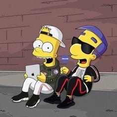 Black bart simpson google search bd en 2018 dessin anime et manga - Bande dessinee simpson ...