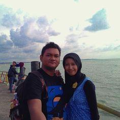 Kartini beach jepara jawa tengah indonesia, beautiful beach indonesia