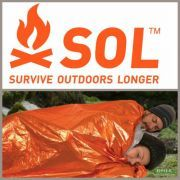 2 People Shelter Survive Outdoors Longer Emergency Bivvy XL 0140-1139