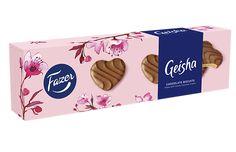 Keksit - Fazer Geisha, Biscuits, Cookies, Biscuit, Cookie Recipes, Cookie, Geishas