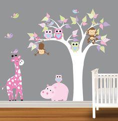 Los niños de la pared calcomanía vivero vinilo por NurseryDecals