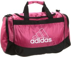 Black Friday adidas Women's Defender 5131041 Duffle Bag,Intense Pink,Small from adidas Adidas Duffle Bag, Adidas Bags, Duffle Bags, Cute Gym Bag, Mochila Adidas, New Defender, Just Girly Things, Running Workouts, Pretty In Pink