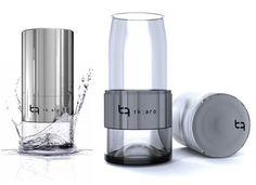 Botellas de Agua Reciclables