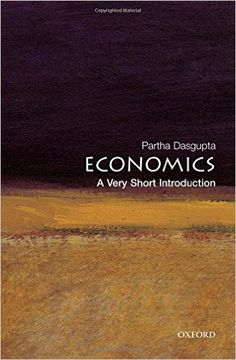 Economics: A Very Short Introduction: Partha Dasgupta: 9780192853455: Books - Amazon.ca