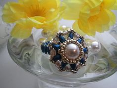Tutorial-Princess Ana Ring Tutorial by RenovatiobyLuciela on Etsy