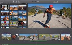 iMovie - Mac software to create digital stories. ($14.99)