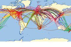 FlightConnections, para conocer todos los vuelos existentes desde un aeropuerto determinado.