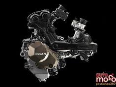 Ducati Testastretta DVT (Desmodromic Variable Timing)