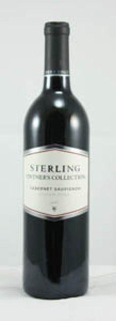 Sterling Cabernet Sauvignon Vintner's Collection, $12