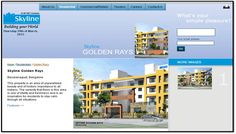 Skyline Golden Rays is a property of unparalleled beauty. The credit goes to Skyline Constructions Bangalore.
