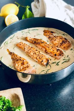 Seafood Recipes, Cooking Recipes, Sugar And Spice, Food Inspiration, Tapas, Nom Nom, Salmon, Good Food, Food And Drink