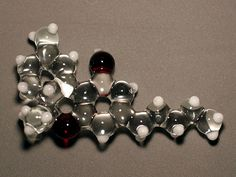 glass molecule thc