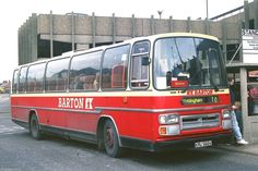 Barton Buses 1556 Loughborough Bus Photo | eBay