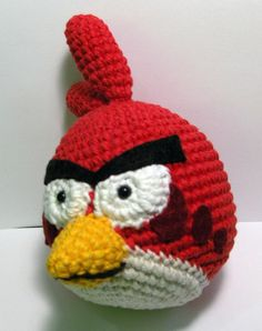 Angry Birds - Free Crochet Pattern - Share a pattern