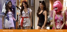 You're a MOFY if you know which episode of Modern Family Haley wore more than one of these outfits. Watch Modern Family, Modern Family Quotes, Family Tv Series, Family Halloween Costumes, Halloween Ideas, Halloween 2017, Modern Halloween, The Mindy Project, Womens Fashion