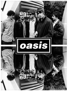 """Oasis 🎸 nothing after """"Be Here Now"""" tho, thanks Music Pics, Music Photo, Music Stuff, Pop Rock, Rock N Roll, Noel Gallagher Young, Liam Gallagher, Liam Oasis, Gorillaz"""