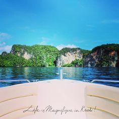 Explore the nearby islands of Krabi by Sofitel Luxury Speedboat. #explore #island #krabi #krabiisland #thailand #kohhong #phiphi #aonang #phangangabay #paradise #clearwater #snorkling #sightseeing #diving #swimming #sunbath #phuket #sea #andaman #speedboat #privateboat #trip #tour #honeymoon #beach #activities #sofitel #sofitelkrabi by sofitelkrabiphokeethra