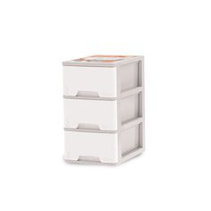 Get all your small craft supplies organized in a stylish way with the Tonic Studios Medium Luxury Storage Drawers. This sturdy plastic storage system is perfect Desktop Storage Drawers, Craft Storage Drawers, Paint Storage, Plastic Storage, Storage Containers, Storage Boxes, Storage Spaces, Storage Organization, Set Of Drawers