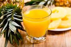 suco detox abacaxi