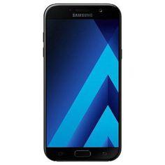 "Смартфон Samsung Galaxy A7 (2017) SM-A720F 32Gb черный (SM-A720FZKDSER)  — 32990 руб. —  Смартфон Samsung Galaxy A7 (2017) SM-A720F 32Gb черный моноблок 3G 4G 2Sim 5.7"" 1080x1920 Android 5.1 13Mpix WiFi BT GPS GSM900/1800 GSM1900 TouchSc MP3"
