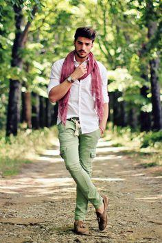 Style crush! Mariano Di Vaio!
