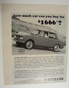 Datsun 1966