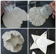 Easy and Cheap Salt Dough Ornament Ideas for Holiday Moments 7