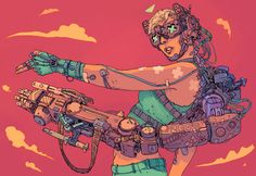 Augmented Human Research, Josan Gonzales