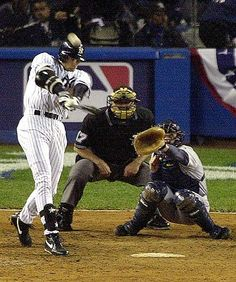 David Justice hits the go ahead 3 run homer in game 6 of 2000 ALCS off of Yankee favorite Arthur Rhodes #nyy