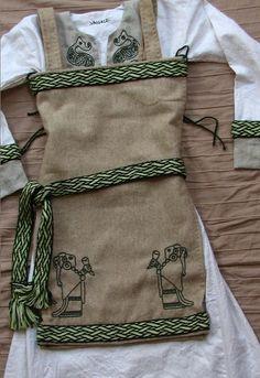 viking apron