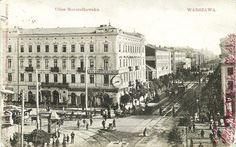 Marszałkowska 1901 r