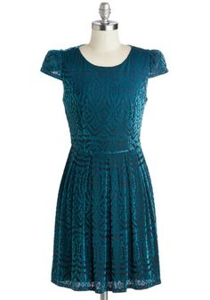 New on The Sheen Dress, #ModCloth