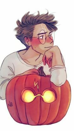 Read Présentation from the story Fan Art Harry Potter by with reads. Harry James Potter, Harry Potter Anime, Harry Potter Fan Art, Mundo Harry Potter, Harry Potter Drawings, Harry Potter Universal, Harry Potter Hogwarts, Harry Potter World, Harry Potter Halloween