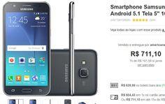 "Samsung Galaxy J5 Duos Dual Chip Android 5.1 Tela 5"" 16GB 4G Wi-Fi Câmera 13MP - 2 Cores << R$ 60443 >>"