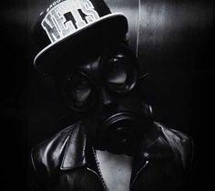 Gas mask JEM