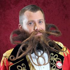national beard and mustache championship | beard at the Beard Team USA National Beard and Moustache Championships ...