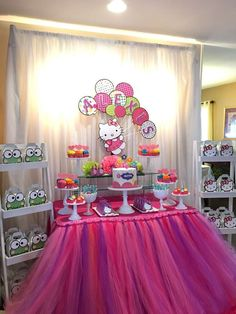 Hello Kitty Birthday Party Ideas | Photo 3 of 11