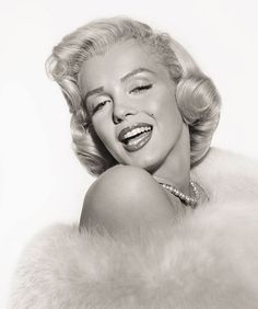 """""""Marilyn Monroe was a real sex symbol, and so was the great Garbo. They didn't need to say things, they just were. They photographed. Name me a really true sex symbol in today's movies. She doesn't exist."""" - Bette Davis"""