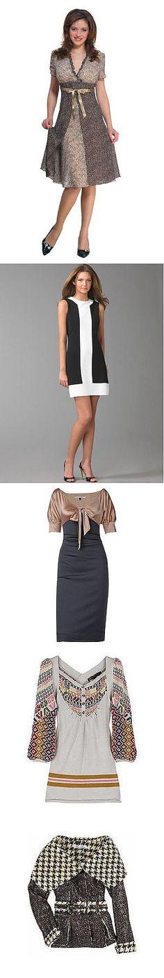 Комбинированные платья! Много!.