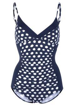 Esprit EASTON Badeanzug dark blue 2 für Damen