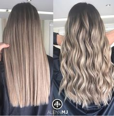 34 Ideas Hair Highlights And Lowlights Ombre Blondes Hair Highlights And Lowlights, Brown Hair Balayage, Brown Blonde Hair, Hair Color Balayage, Blonde Balayage, Biolage Hair, Blonde Hair Looks, Rides Front, Ombre Hair Color