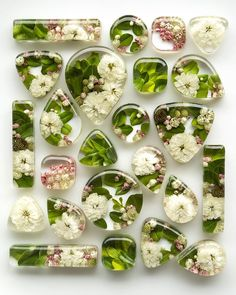 Diy Resin Art, Diy Resin Crafts, Uv Resin, Fun Crafts, Unique Recipes, New Recipes, Biscuit, Resin Flowers, How To Preserve Flowers