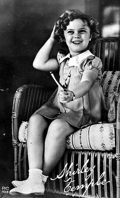 Shirley Temple Archive, Shirley Temple, 1935.
