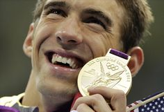 Michael Phelps' 19 Olympic medals: USA!!!!!!