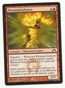 Warmind Infantry x1 Magic MTG Card: $0.99