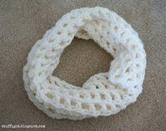 Stuff I Got: Children's Double Crochet Cowl