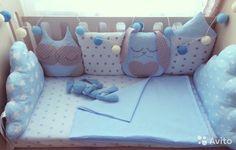 Комплект в кроватку— фотография №1