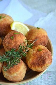Boulettes aux lentilles corail, sauce coco